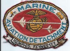 1960's USMC Aviation Detachment Memphis  Squadron Patch