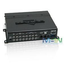 NEW ZAPCO DSP-Z8 8-CHANNEL CAR STEREO FULL DIGITAL SIGNAL SOUND PROCESSOR DSPZ8