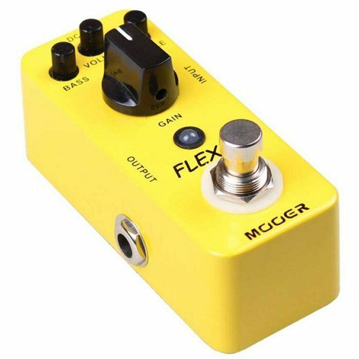 Mooer Micro Compact 'Flex Boost' Boost Effects Pedal, MBT1