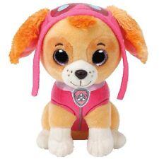 "Ty Beanie Boo's Paw Patrol Skye cockapoo dog Plush  Stuffed Animal Doll Toy  6"""