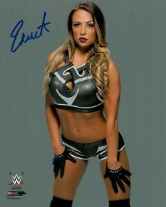 Emma-WWF-WWE-Autographed-Signed-8x10-Photo-REPRINT