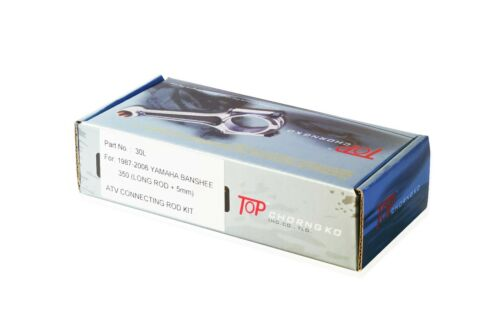 TOP® Yamaha 2 Set Connecting Rod Kit Long Rod 115mm For 1987-2006 Banshee 350