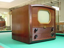 """Vintage 1940's RCA 721TS 10"""" Channel 1 Table Top TV, #2"""