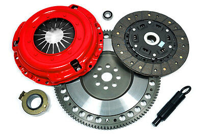 KUPP RACIN 2 CLUTCH KIT & 14.5 LBS RACE FLYWHEEL 1995-1999 BMW M3 Z3 E36 S50 S52