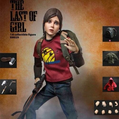 In-Stock 1//6 Scale REDMAN TOYS 12in Action Figure The LAST OF GIRL RM029