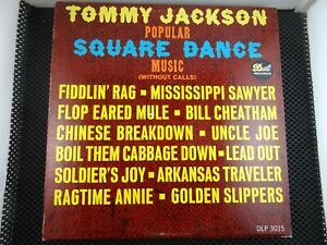 Tommy-Jackson-Popular-Square-Dance-Music-Without-Calls-Dot-DLP-3015