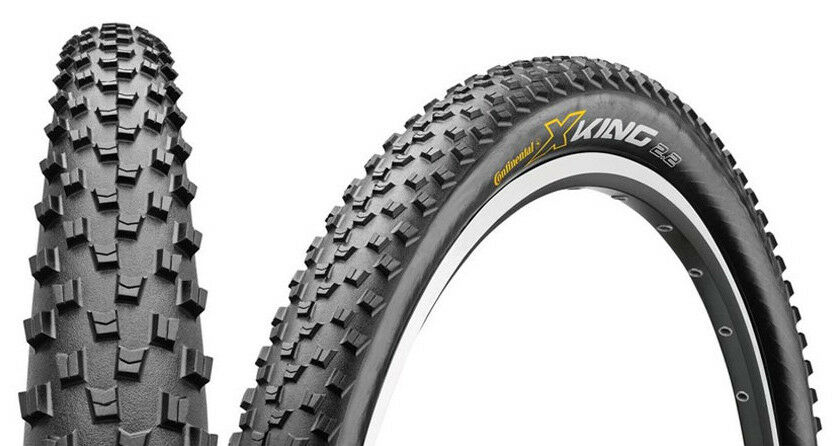 Continental X-King Folding ProTection 26  x 2.0  2.2 2.4  Mountain Bike MTB Tyre  online store