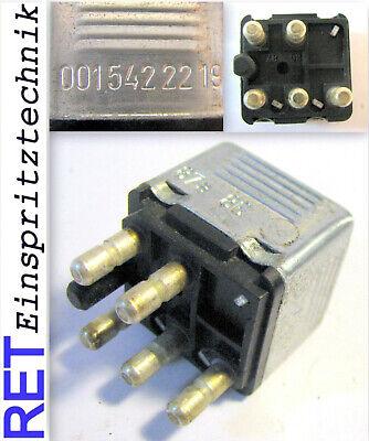 Orginal MERCEDES-BENZ Kraftstoffpumpe Relais Steuergerät A0015455305