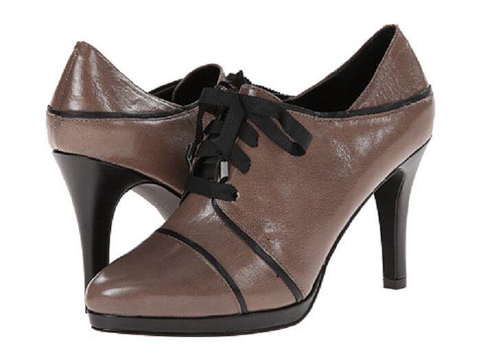 Tahari Gourmet (Ash/Black) Women's Shoes US Size 9.5 M