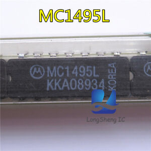 5PCS-IC-Mot-MC1495L-DIP-14