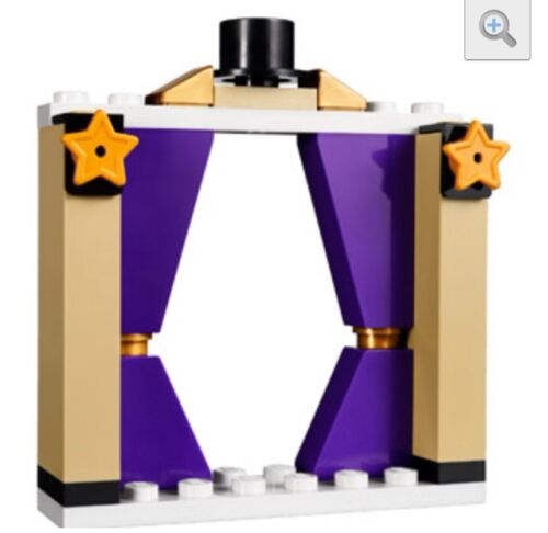 In Hand *NEW* Lego Friends Mia/'s Magic Tricks 41001 Fast Free S/&H