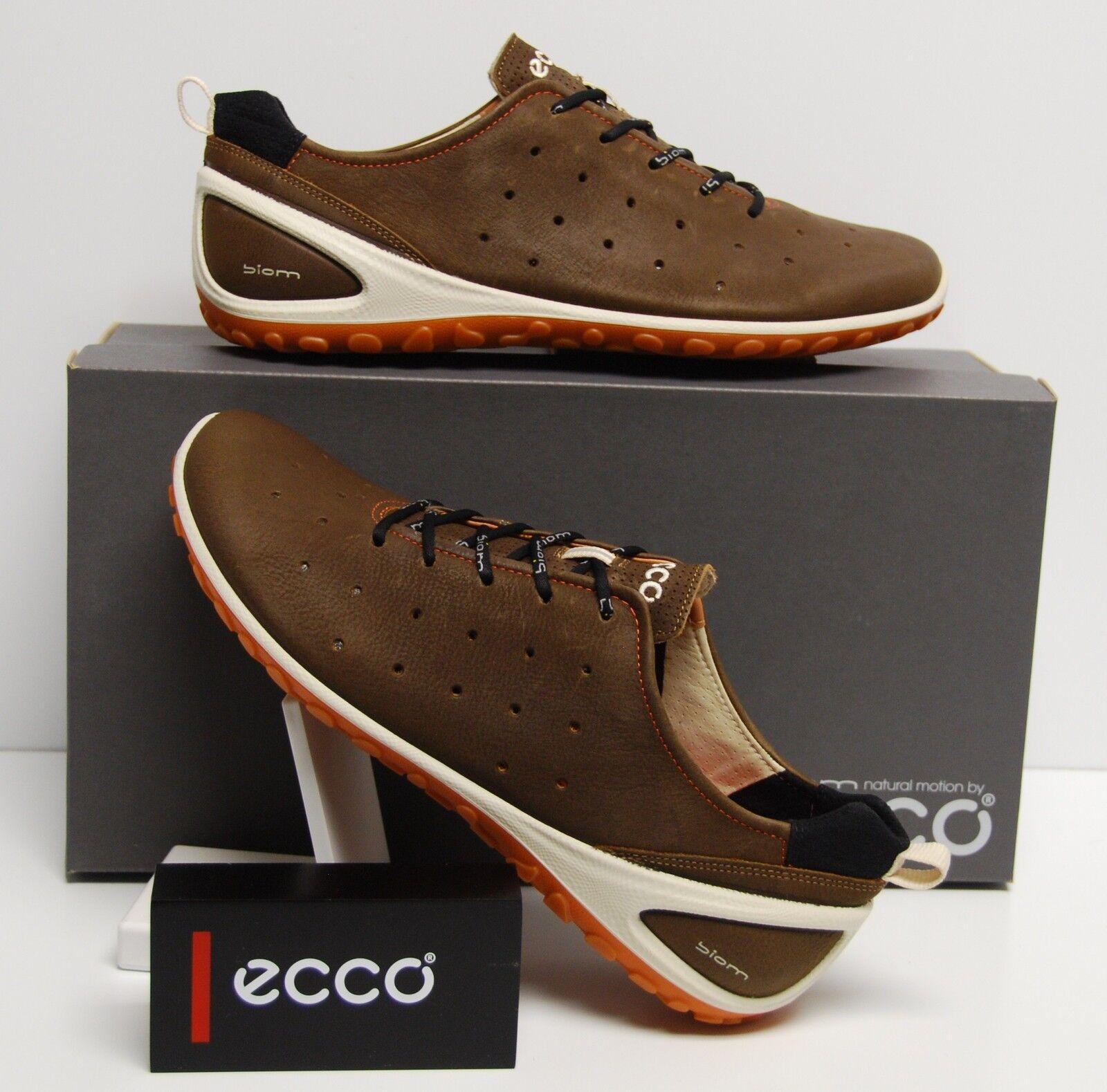 Offiziell Ecco Inglewood Slip on Halbschuhe In Cocoa Braun