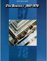 The Beatles Piano Vocal Guitar Sheet Music 1969/1970 - Revolution - Sgt Pepper