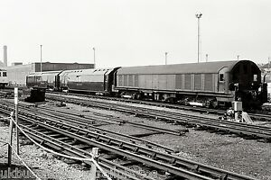 London-Underground-L59-L66-amp-L71-Neasden-Depot-May-1963-Rail-Photo
