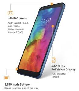 Lg Q7 Brand New Metro Pcs Smart Phone Metro By T Mobile Ebay