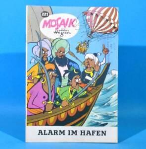Mosaik-221-Digedags-Hannes-Hegen-Originalheft-DDR-Sammlung-original-MZ-33