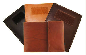 MENS-BiFold-Wallet-Safe-Close-Premium-Cowhide-Leather-ID-amp-Credit-Card-Holder