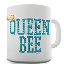 Twisted Envy Queen Bee Ceramic Tea Mug