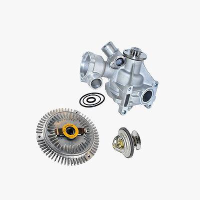 OE Supplier Mercedes 190E 260E 300SE Engine Cooling Fan Clutch Pulley