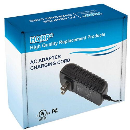 HQRP AC Power Adapter for Roland RD-300GX RD-300SX RS-5 TR-626 MC-202 SH-101