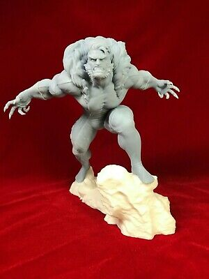 X-Men Sabertooth Fan Art / Resin Figure / Model Kit-1/8 scale  | eBay