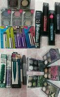 Eye Lot 100 Hard Candy Eyeshadow Mascara Eyeliner Glitter Wholesale Resale