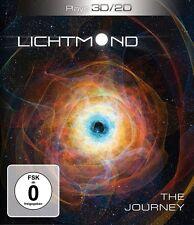 LICHTMOND - THE JOURNEY (BLU-RAY 2D/3D)   BLU-RAY NEU