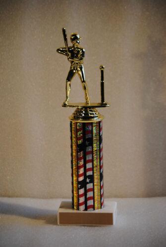 "11/"" Baseball T-Ball Trophy Free Engraving Softball"