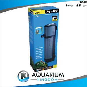 Aqua-One-Maxi-104F-Internal-Aquarium-Water-Filter-1480L-H-Fish-Tank-Filtration