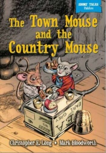 1 of 1 - The Town Mouse & The Country Mouse (Short Tales Fables), E Long, Christopher, Ne