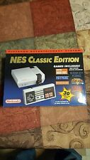 NINTENDO NES CLASSIC EDITION DISCONTINUED SOLD OUT EVERYWHERE BNIB