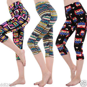 Womens-Ladies-Running-Yoga-Fitness-Leggings-Gym-Exercise-Sports-Pants-Trousers