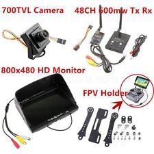 Wireless AV System 5.8G 600mw TS832 Transmitter RC832 Receiver Monitor Camera
