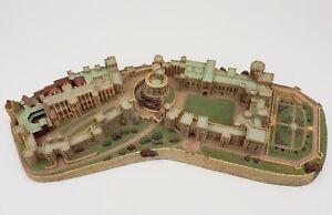 The-Danbury-Mint-Castles-of-The-British-Monarchy-Windsor-Castle-MBI