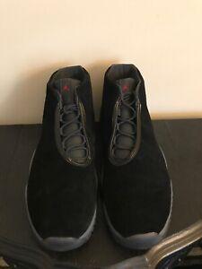 more photos 1e414 6718f Image is loading Nike-Air-Jordan-Future-Black-University-Red-AT0056-