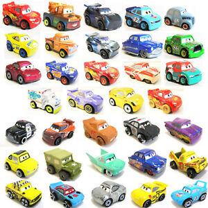 Disney - Cars 3 - Mini / Micro Racers - Mattel - Alle 45 Racer aussuchen