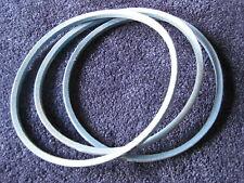 High Performance Fiber Reinforced V Belts For Your Vintage Delta Unisaw
