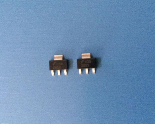 Infineon BSP50E6327 NPN Darlington 45V//1A 25pcs SOT-223