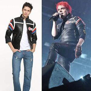 My-Chemical-Romance-Party-Poison-Jacket-Costume-Black-Version-S-2XL