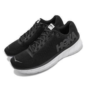 Hoka-One-One-Cavu-Black-White-Mens-Cushion-Running-Shoes-1019281-BWHT