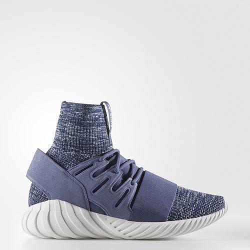 adidas originals mens tubuläre leuchten doom - pk primeknit leuchten tubuläre blau weiß bb2393 8. 2959c5