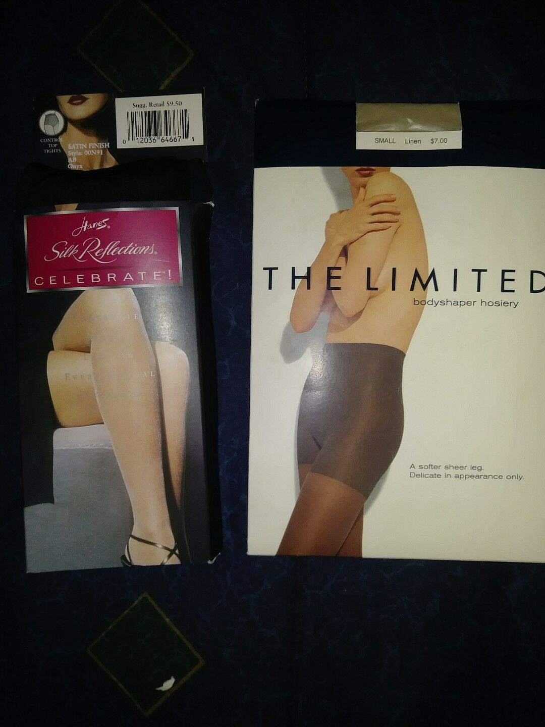 10 Pair's Of Woman's Woman's Woman's Tights 58d0da