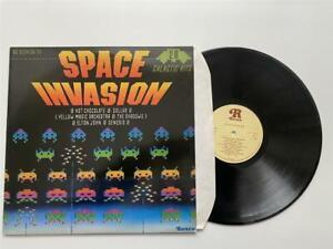 Various-Space-Invasion-Vinyl-Album-Record-LP-Ronco-RTL-2051