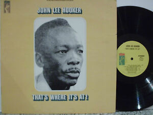 JOHN-LEE-HOOKER-That-s-where-it-s-at-1970-USA-ORIG-USA-STAX-LP
