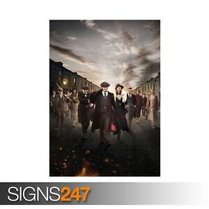 PEAKY-BLINDERS-TV-SERIES-POSTER-ZZ068-Photo-Poster-Print-Art-A4-to-A0-size