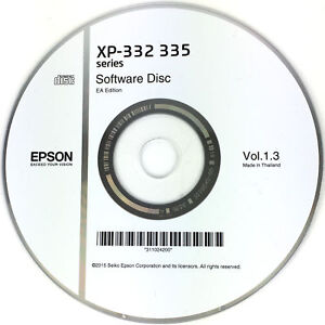 Драйверы для epson expression home xp-332.