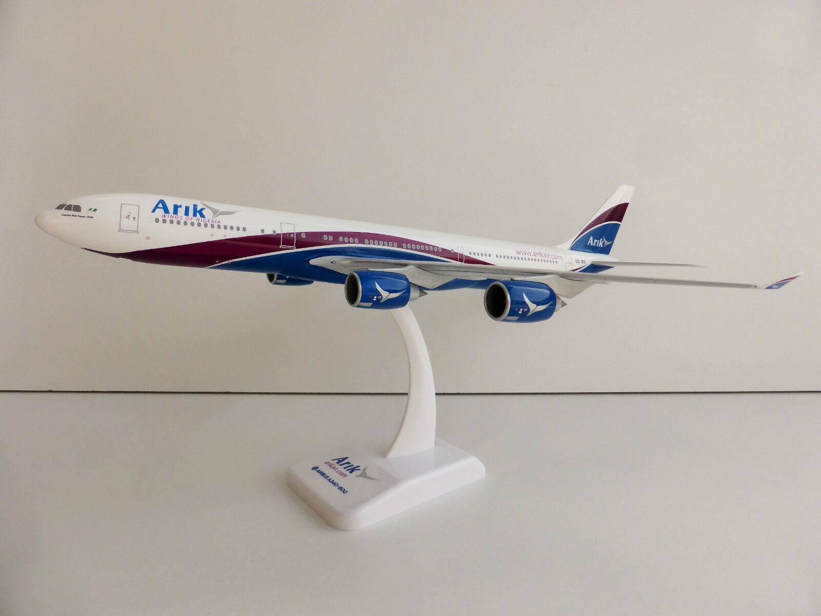 Arik Air Nigeria Airbus a340-500 1 200 Hogan 0359 LIMOX li0359gr a340 A 340