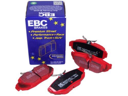 EBC DP31937C REDSTUFF CERAMIC PERFORMANCE BRAKE PADS FRONT