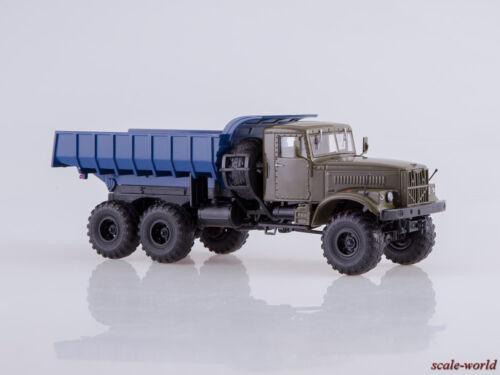 Maßstab Modell Lkw 1//43 KRAZ-255B 6x6 Lkw