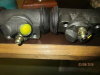 68 69 70 71 72 Ford F100 4x4pick Up Truck Front Wheel Cylinders Pair L+r